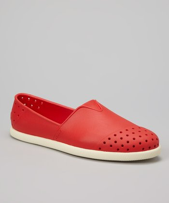 Torch Red Verona Slip-On Shoe