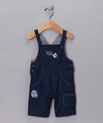 Jean Pocket Overalls - Infant & Toddler