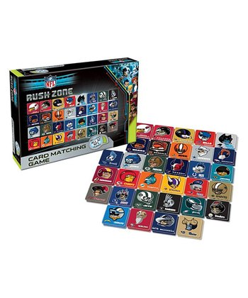 NFL Match Card Game