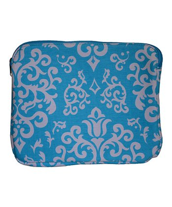 Turquoise Vintage Cover for iPad