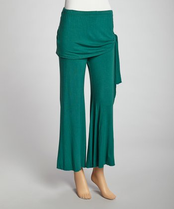 Green Zen Lounge Pants