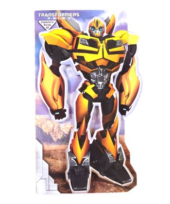 Transformers Bumblebee Moving Board Book