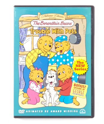 The Berenstain Bears: Trouble with Pets DVD