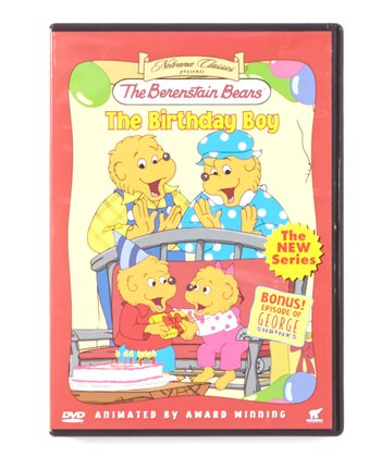 The Berenstain Bears: The Birthday Boy DVD