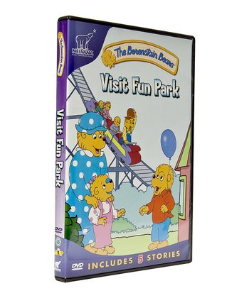 The Berenstain Bears Visit Fun Park DVD