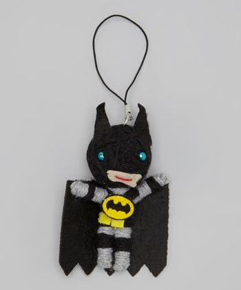 Batman String Doll Key Chain