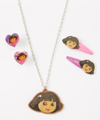 Dora the Explorer Jewelry & Accessories Set