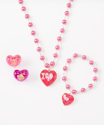 Lalaloopsy Jewelry Set