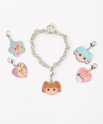 Lalaloopsy Bracelet & Charms Set
