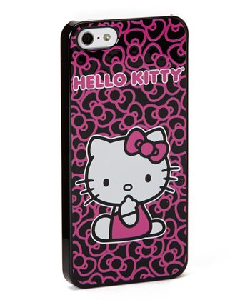 Hello Kitty White Case for iPhone 5