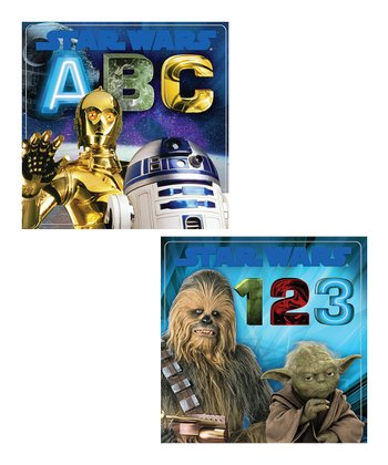 Star Wars Board Book Set