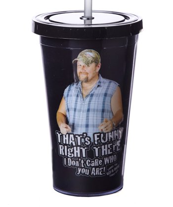 Larry The Cable Guy Cold Cup
