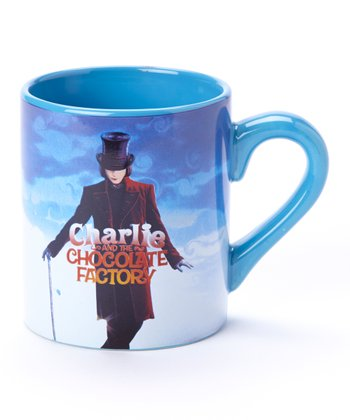 Charlie & The Chocolate Factory 14-Oz. Mug