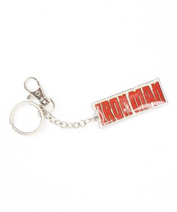 Iron Man Logo Key Chain