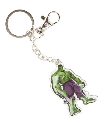 Hulk Pose Key Chain