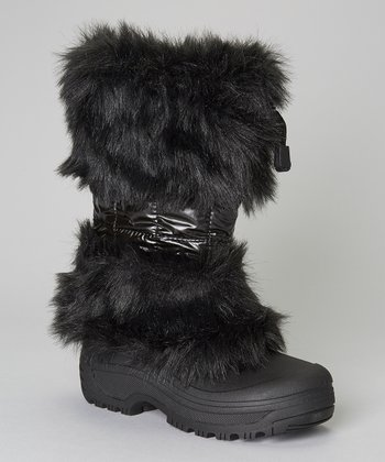 Black Antarctica Boot - Women
