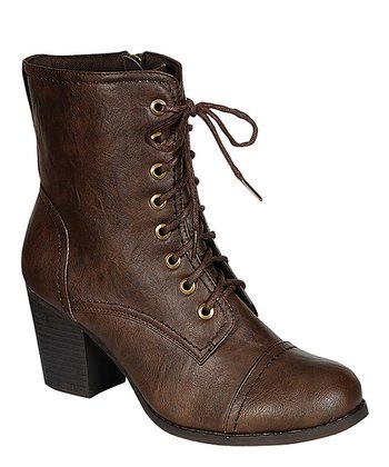 Brown Ariel Boot