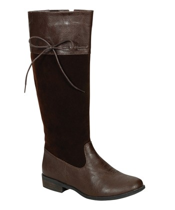 Brown Molly Boot