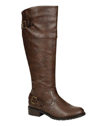 Brown Alma Boot