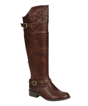 Brown Elga Boot
