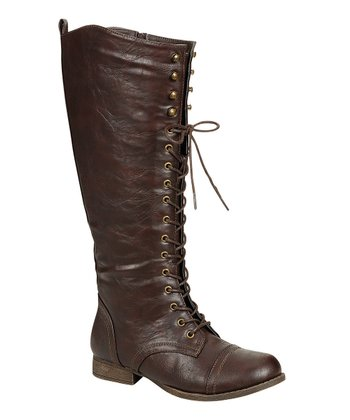 Brown Libby Boot