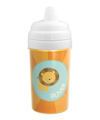 Cute Baby Lion Personalized Sippy Cup