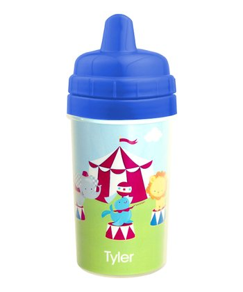 Fun Circus Personalized Sippy Cup