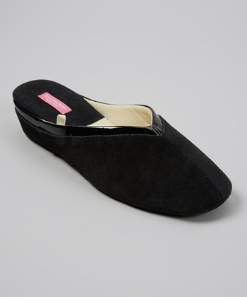 Black Deb Slipper