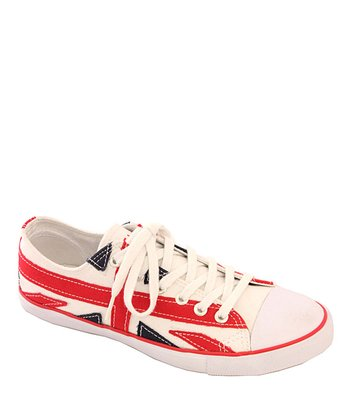 Union Jack Sneaker - Women