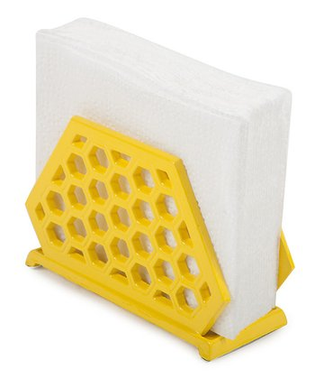 Banana Honeycomb Napkin Holder