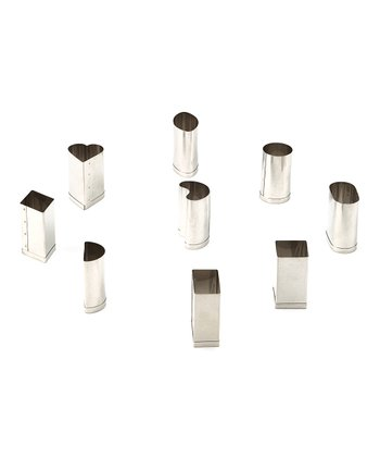 Petit Four 9-Piece Cutter Set