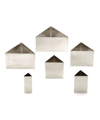 Triangle 6-Piece Cutter Set