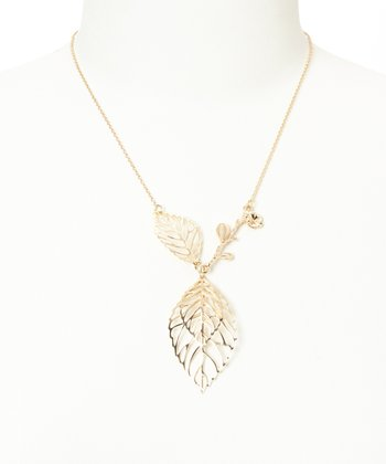 Gold Soul Necklace
