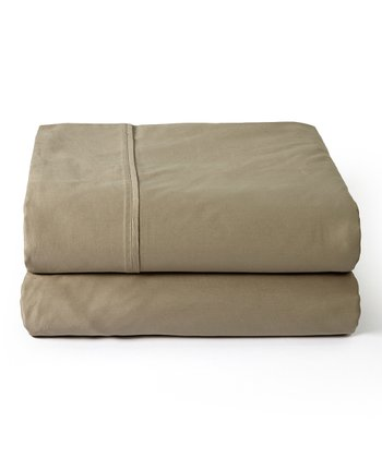 Gray Taupe Sheet Set