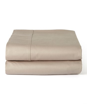 Beige Taupe Sheet Set