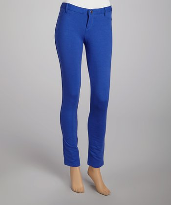 Royal Blue Molotone Pants