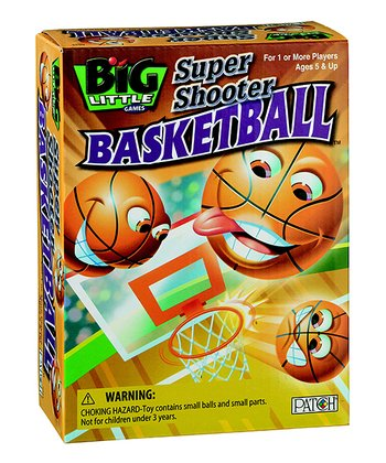 Super Shooter Basketball Game