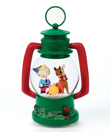 Rudolph & Hermie LED Campfire Light