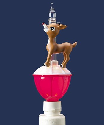 Rudolph Topper Night-Light