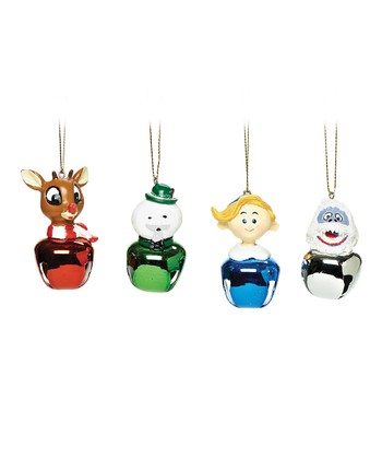 Rudolph & Friends Ornament Set