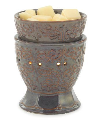 Plum Goblet Illumination Wax Warmer