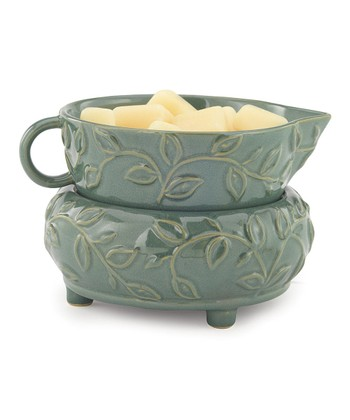 Mint Herbal Candle & Wax Warmer