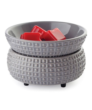 Gray Slate Candle & Wax Warmer
