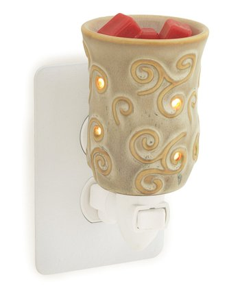 Sand Plug-In Wax Warmer