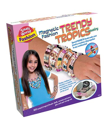 Trendy Tropics Magnetic Jewelry Making Kit