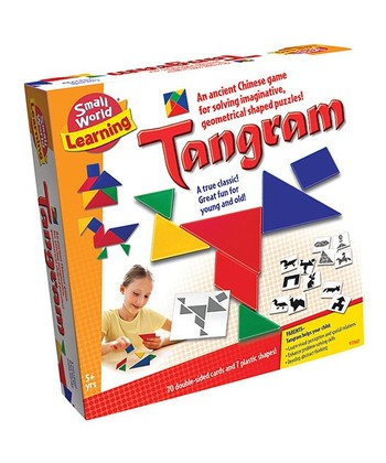 Tangram Shape Game