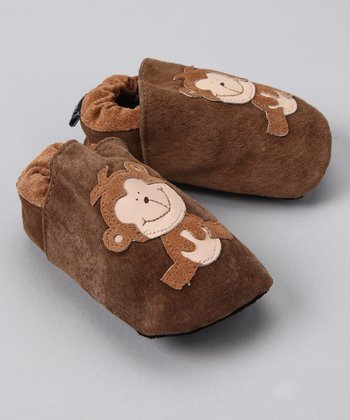 Bobby J Tan Monkey Shoe
