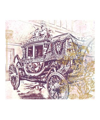Charles X Carriage Wall Art