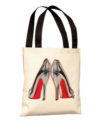 Fire in Your New Shoes Tote