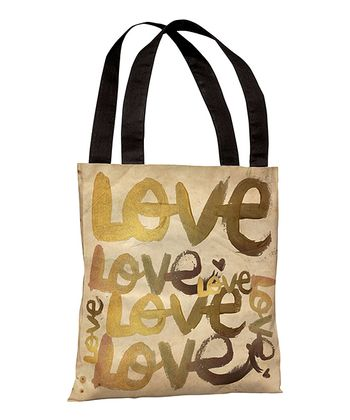 Four-Letter Word Tote